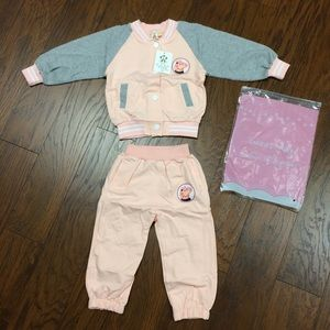 Other - New peppa pig toddler girl outfit